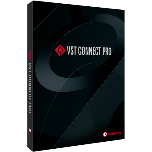 Steinberg VST Connect Pro 4 Remote Recording Software (Download)