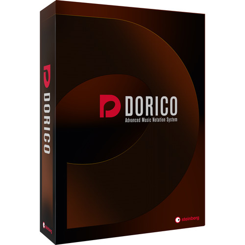 Steinberg Dorico Music Notation Software (Educational, Boxed)