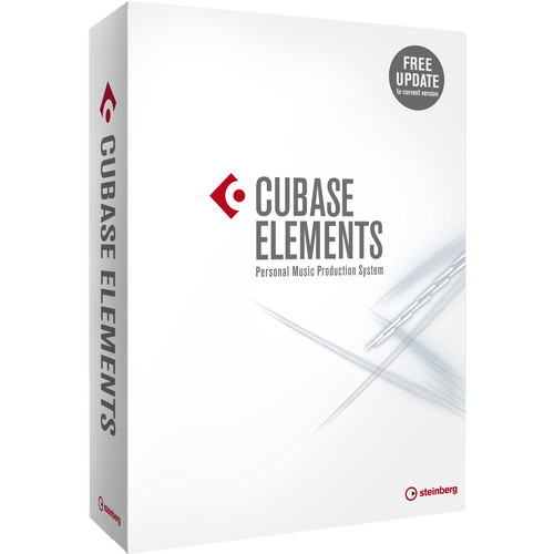Steinberg Cubase Elements 9 - Personal Music Production Software (Boxed)