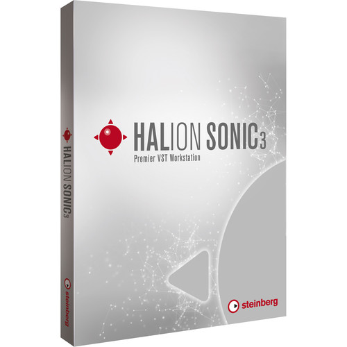 Steinberg HALion Sonic 3 - Music Production Workstation Software (Educational, Download)