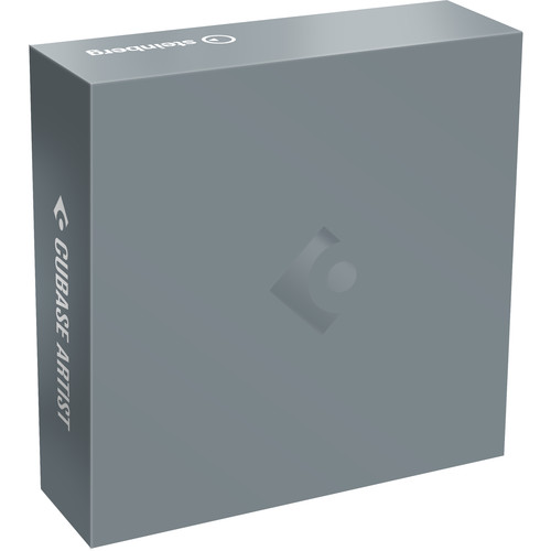 Steinberg Cubase Artist 10 - Music Production Software (Educational, Boxed)