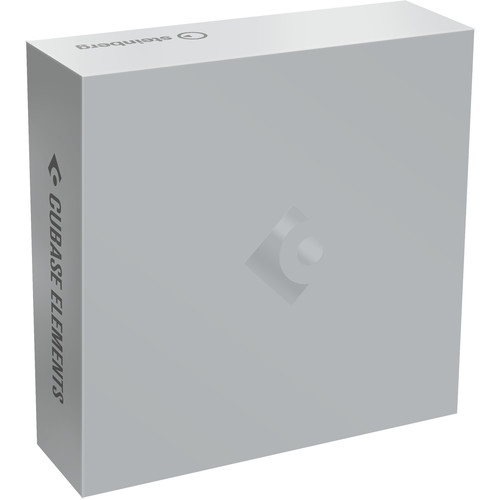 Steinberg Cubase Elements 10 - Music Production Software (Boxed)