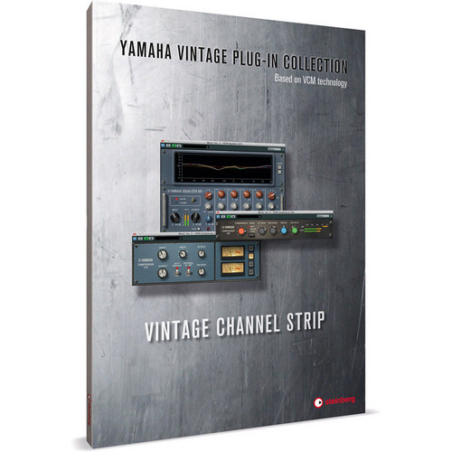 Steinberg Yamaha Vintage Channel Strip