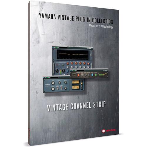 Steinberg Yamaha Vintage Channel Strip