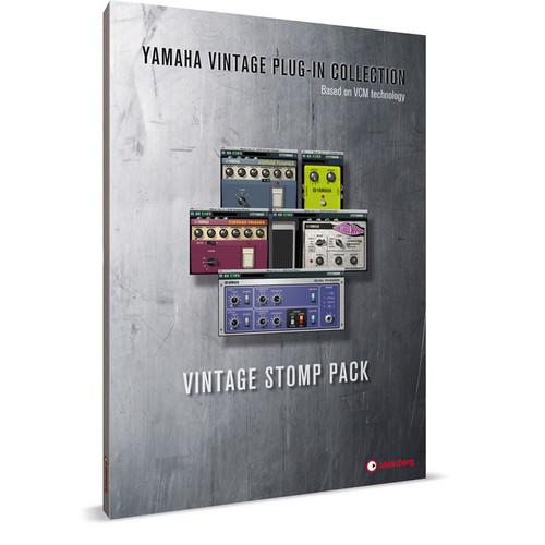 Steinberg Yamaha Vintage Stomp Pack