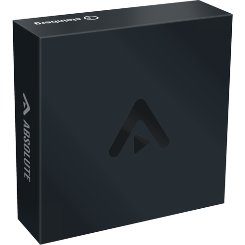 Steinberg Absolute 4 - Software Collection with Virtual Instruments, Sampler, and Workstation (Download)