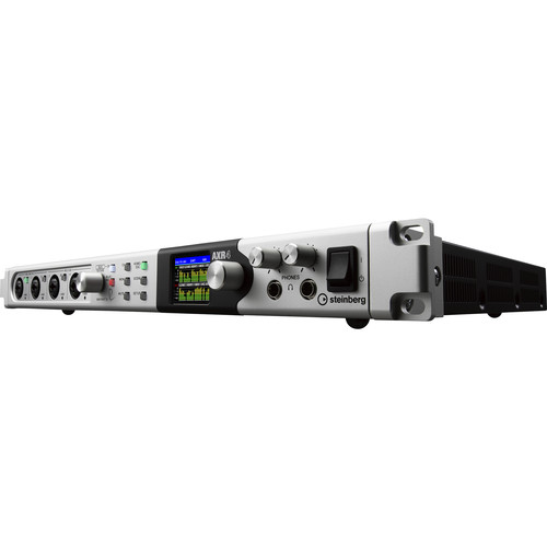 Steinberg AXR4T 28x24 Thunderbolt Audio Interface with RND Silk Circuitry