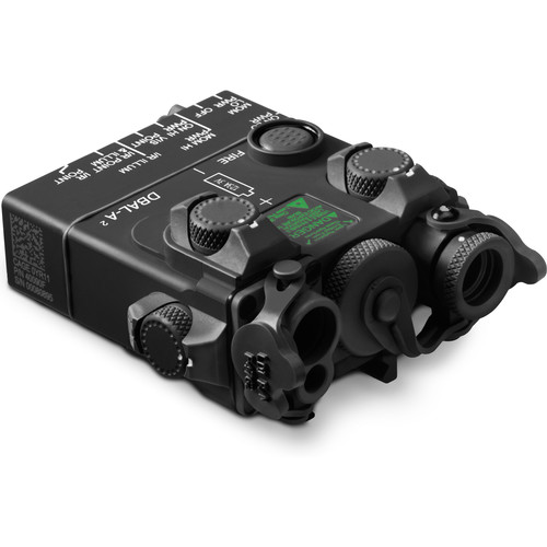 Steiner DBAL-A2 Red Visible/IR Aiming Laser (Military/LE Only)