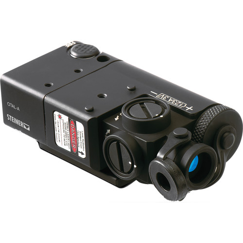 Steiner OTAL-A Offset 50mW Green Aiming Laser (Military/LE Only)