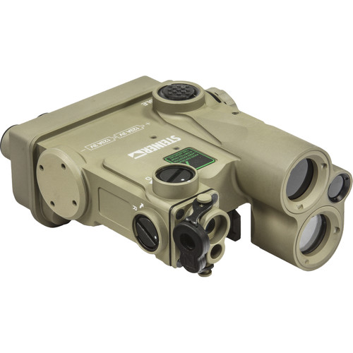 Steiner DBAL-A4 Visible Green/IR Laser Sight, IR Illuminator and White Light (Desert Sand)
