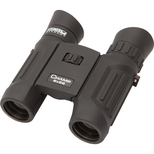 Steiner Champ 8x22 Compact Binocular(Clamshell Packaging)