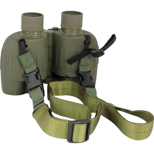 Steiner Berry Binocular Strap with ClickLock (OD Green)