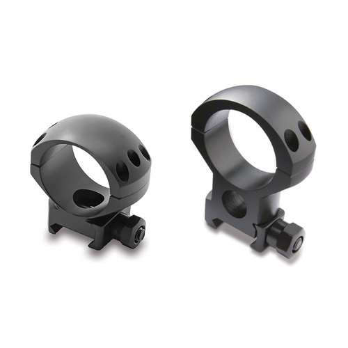 Burris Optics 34mm XTR Medium Scope Ring Set with 6 and 4 Cap Screws