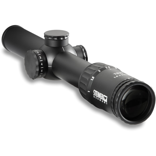 Steiner 1-5x24 T5Xi Riflescope (3TR 7.62 Reticle)