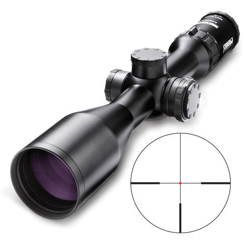 Steiner 2-10x50 Nighthunter Extreme Riflescope (4A-1 German #4 Illuminated Reticle)