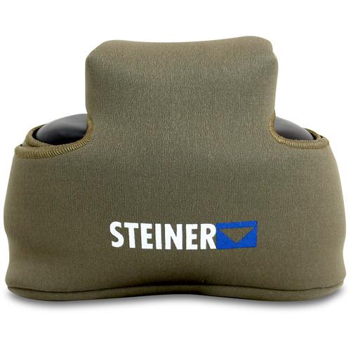 Steiner Binocular Bib Cover for 8x42 & 10x42 Roof Prism Binoculars (OD Green)