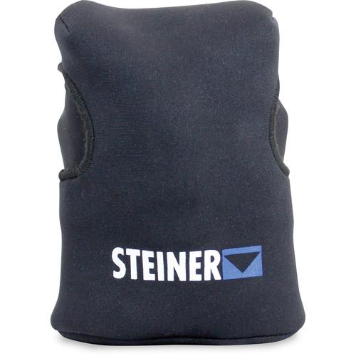 Steiner Binocular Bib Cover for 8x30 Porro Prism Binoculars (Black)