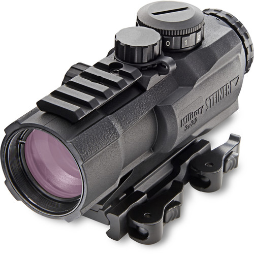 Steiner 3x32 M332 Illuminated Prism Sight (5.56 Rapid Dot Reticle)