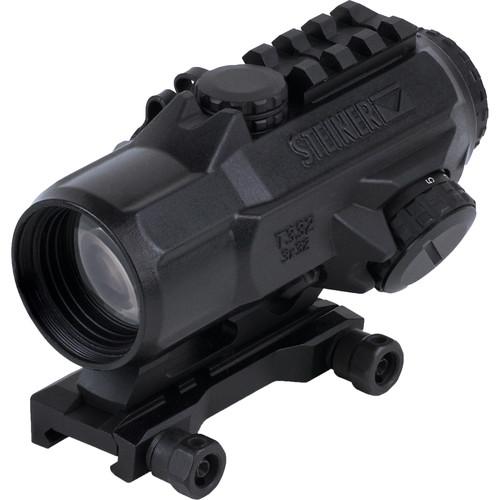 Steiner T432 4x32 Reflex Prism Sight (Rapid Dot 5.56 Reticle)