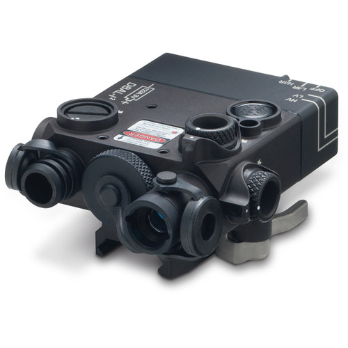 Steiner DBAL-I2 Dual-Beam Red Visible/IR Aiming Laser (Matte Black)
