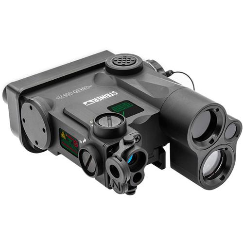 Steiner DBAL-A4 Visible Green/IR Aiming Laser Sight (Black)
