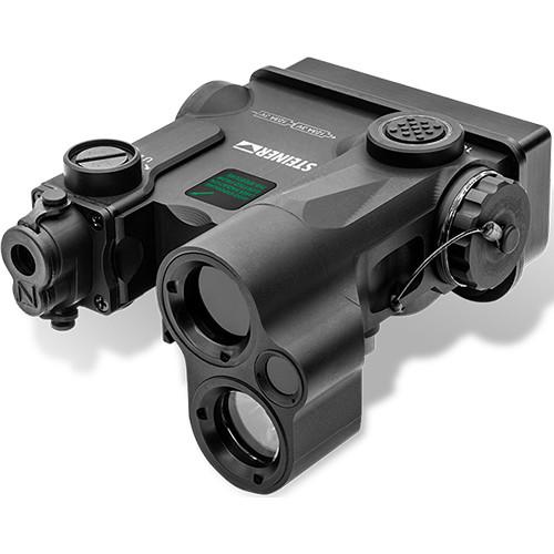 Steiner DBAL-A4 Visible Green/IR Aiming Laser Sight (Desert Sand)