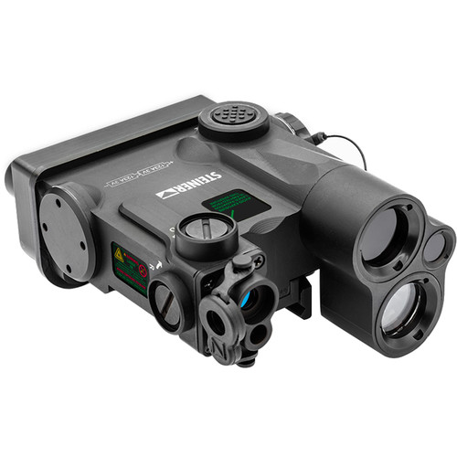 Steiner DBAL-A4 Visible Red/IR Aiming Laser Sight (Black)