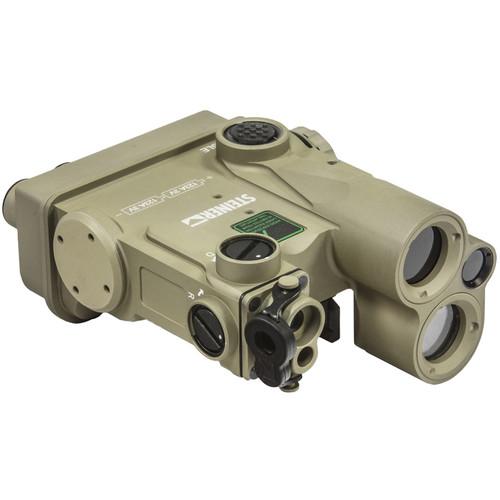 Steiner DBAL-A4 Visible Red/IR Aiming Laser Sight (Desert Sand)