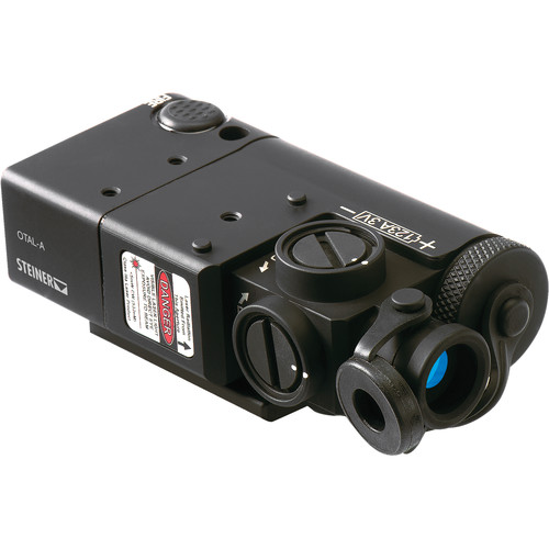 Steiner OTAL-A Offset Red Aiming Laser (Black)