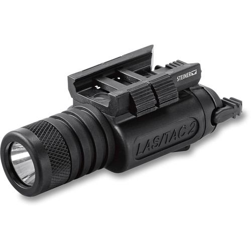 Steiner LAS/TAC 2 LED Weapon Light (Picatinny/Weaver Rail Mount)