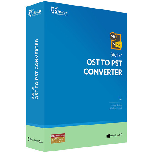 Stellar Information Technology OST to PST Converter (Download)