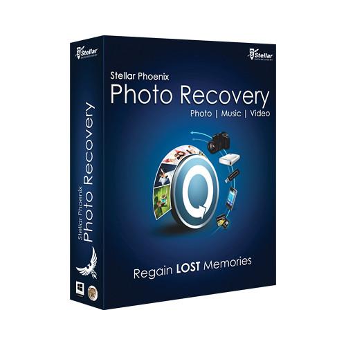 Stellar Information Technology Stellar Phoenix Mac Photo Recovery (Version 6.0, Download)