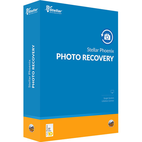 Stellar Information Technology Stellar Phoenix Photo Recovery for Mac (Version 8.0, Download)