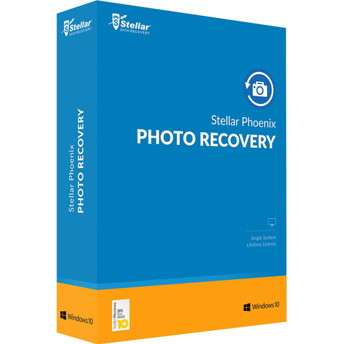 Stellar Information Technology Stellar Phoenix Photo Recovery for Windows (Version 8.0, Download)