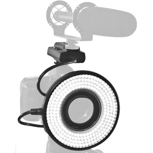 Stellar Lighting Systems STL-232R LED Ring Light for DSLR Cameras