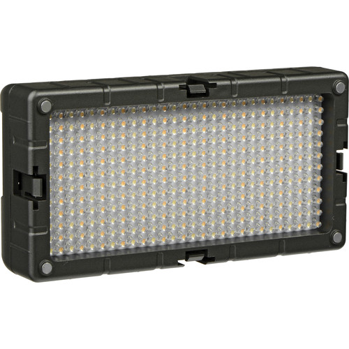 Stellar Lighting Systems STL-Varicolor336 Artist On-Camera LED Light with NP-F550 Type Battery