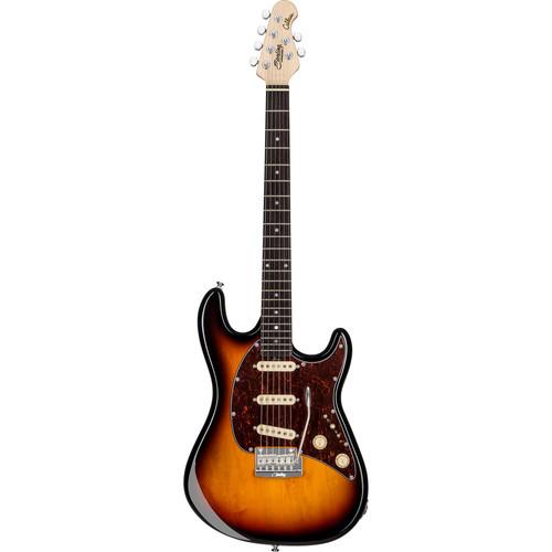 Sterling by Music Man CT50 Cutlass Series Electric Guitar (3-Tone Sunburst)