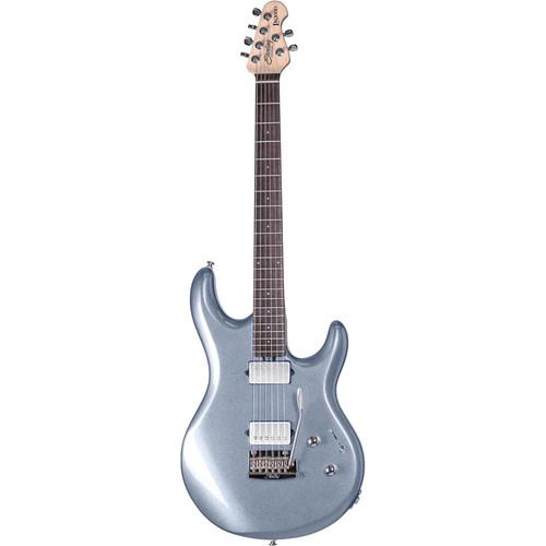 Sterling by Music Man LK100D Steve Lukather Signature Series Electric Guitar (Luke Blue)