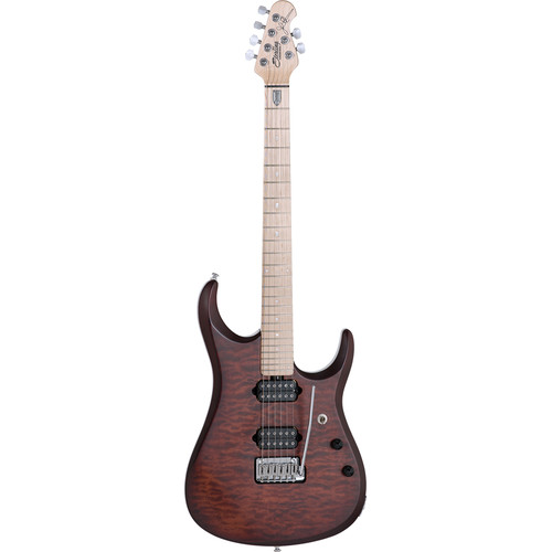 Sterling by Music Man JP150 John Petrucci Series Electric Guitar (Sahara Burst)