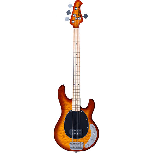 Sterling by Music Man Ray34 Electric Bass (Honey Burst)