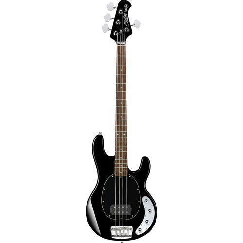 Sterling by Music Man Ray34 Electric Bass (Black)
