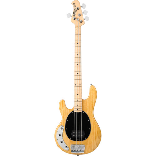 Sterling by Music Man Ray34 Left-Handed Electric Bass (Natural)
