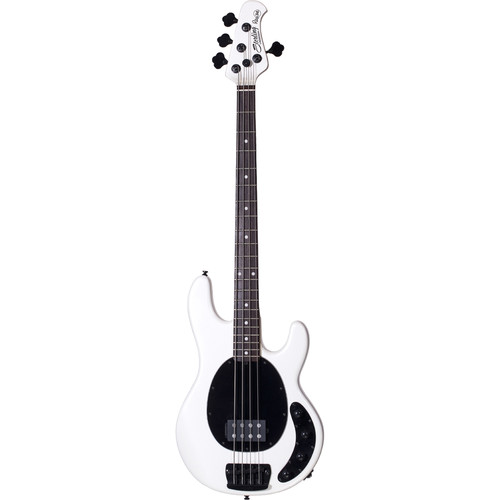 Sterling by Music Man Ray34 Electric Bass (Pearl White)