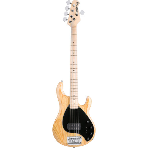 Sterling by Music Man Ray35 5-String Electric Bass (Natural)