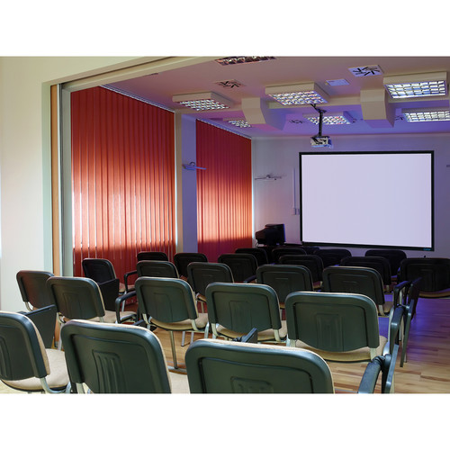 "Stewart Filmscreen 00900-2125S Cima-FF 49 x 115"" Fixed Frame Projection Screen"