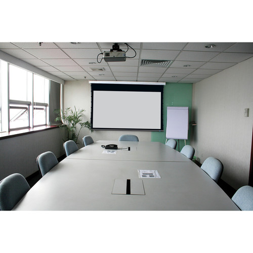 "Stewart Filmscreen 00930-2125S Cima Below Ceiling 49 x 115"" Projection Screen (120V)"