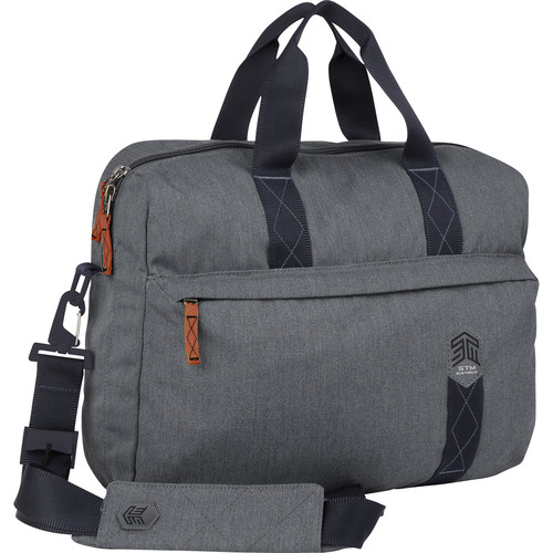 "STM Judge 15"" Laptop Brief (Tornado Grey)"