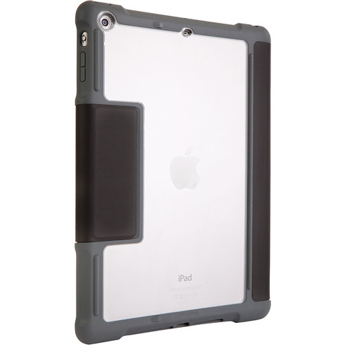 STM Dux Ultra Protective Case for iPad Air 1 (Black)