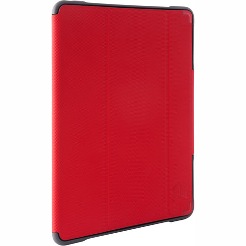 "STM Dux Plus Case for 10.5"" iPad Pro (Red, Bulk Packaging)"