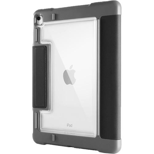 """STM Dux Plus Case for 10.5"""" iPad Pro (Black, Retail Packaging)"""